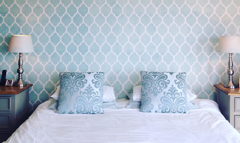 Beautiful Changes Wall Stencils And Other Transformations